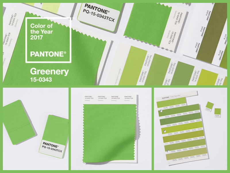 pantone d clare 2017 vert greenery ma plume webmag. Black Bedroom Furniture Sets. Home Design Ideas