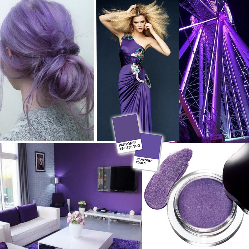 l 39 ultra violet couleur pantone de l 39 ann e 2018 ma plume webmag. Black Bedroom Furniture Sets. Home Design Ideas