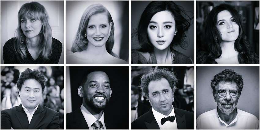 The jury of the 70th Cannes Film Festival