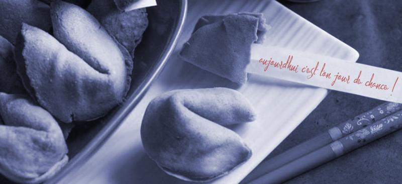 fortune cookies, à l'origine du terme