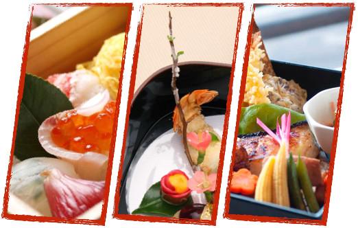 Le Bento, avatar simplifié du dîner Kaiseki